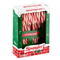 Christmas Peppermint Candy Canes - 12CT Box