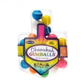 Chanukah Gumballs Filled Dreidel
