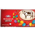 Passover Elite Milk Chocolate Bar with Lentils - 12CT Box