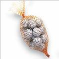 Milk Chocolate Golf Balls Mesh Bags - 24CT Tub