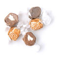 Brown Salt Water Taffy - Coffee