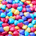 Pastel Heart Candy