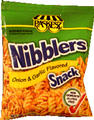 Onion Garlic Nibblers Crunchy Snacks - 6-Pack