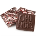Oh! Nuts Dark Chocolate Bark - Peppermint