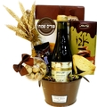 Purim Planter Gift Basket (Israel Only)