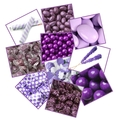 Purple Candy Buffet Planner Sample Kit