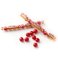 Wrapped Red Sixlets