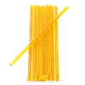 California Orange Honey Straws Sticks - 40 Pack