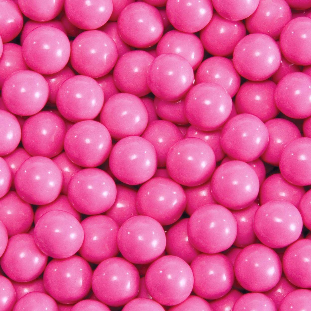 Hot Pink Sixlets • Sixlets - Milk Chocolate Candy Balls • Oh! Nuts®