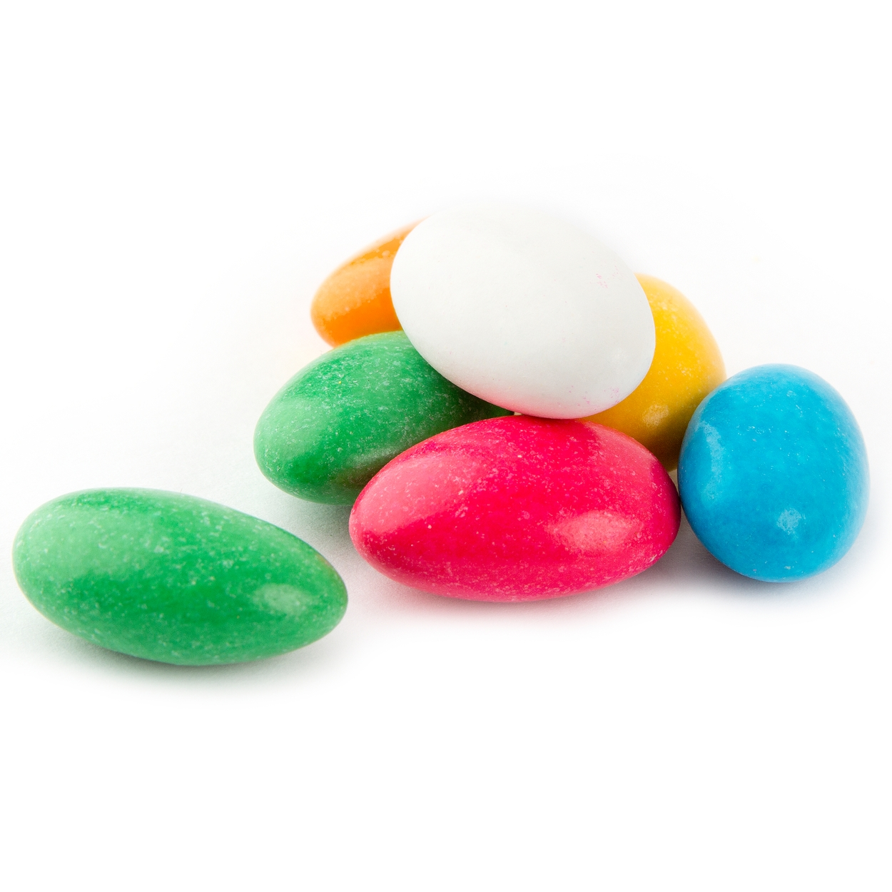assorted sugar free jordan almonds
