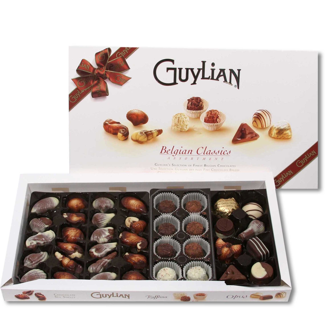 Belgian Chocolate Gift Box - Gift Ftempo