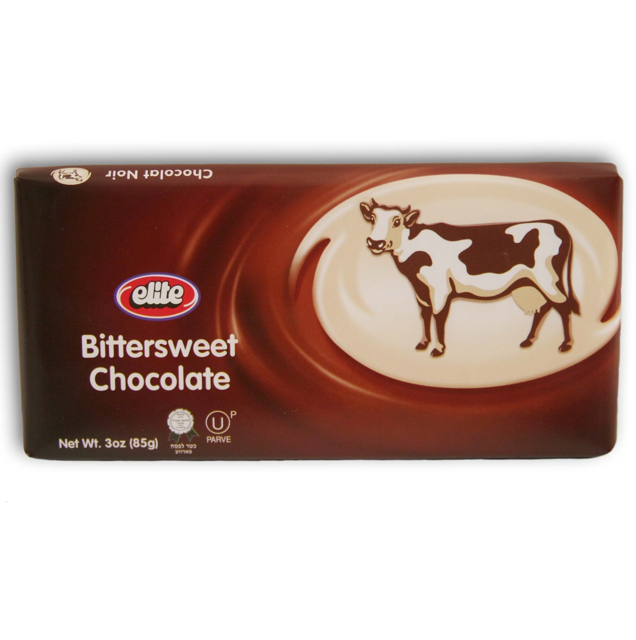 Elite Bittersweet Chocolate Bars - 12CT Box • Elite Israeli ...