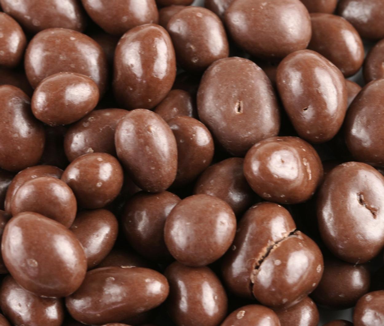 Carob Covered Raisins • Chocolate Covered Dried Fruit • Bulk ...