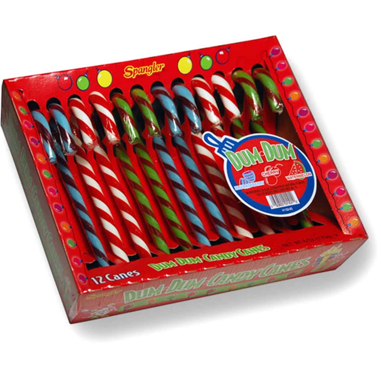 dum dums candy canes 12ct box christmas candy canes christmas candy chocolate holiday gifts christmas candy oh nuts - Christmas Candy Canes