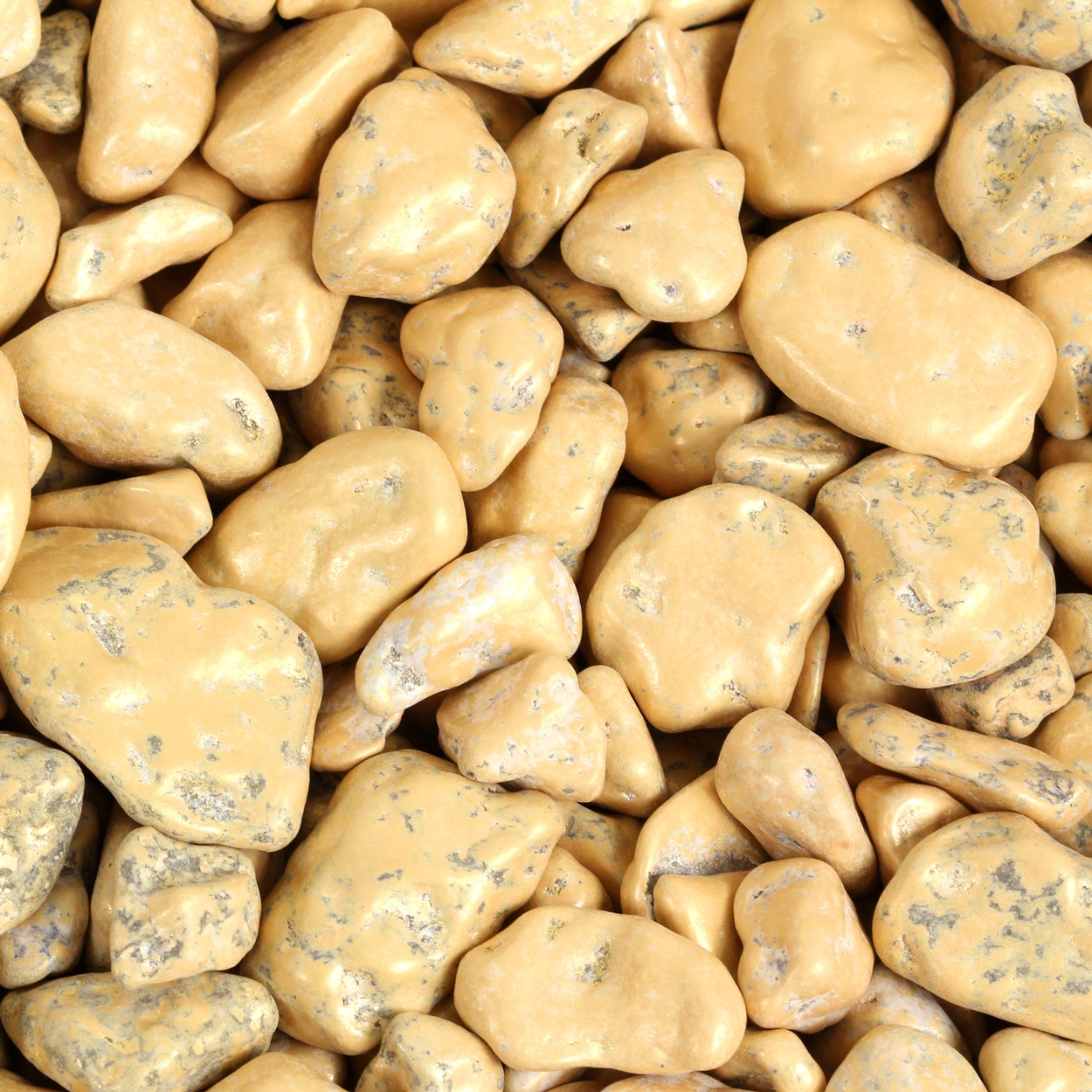 Non-Dairy Gold Chocolate Rocks Nuggets • Chocolate Candy Delights ...
