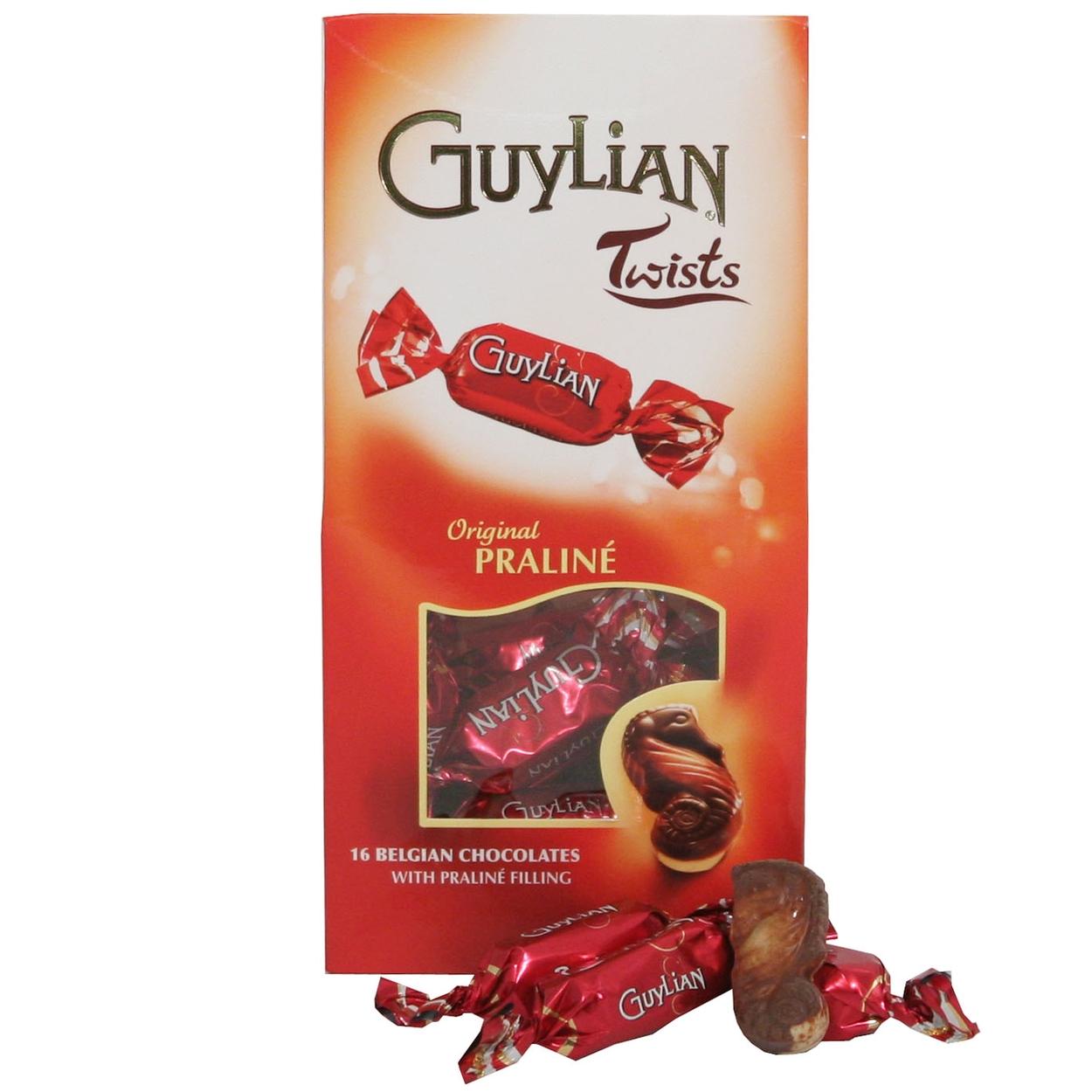 Guylian Praline Twists • Guylian Belgian Chocolates • Shop by ...