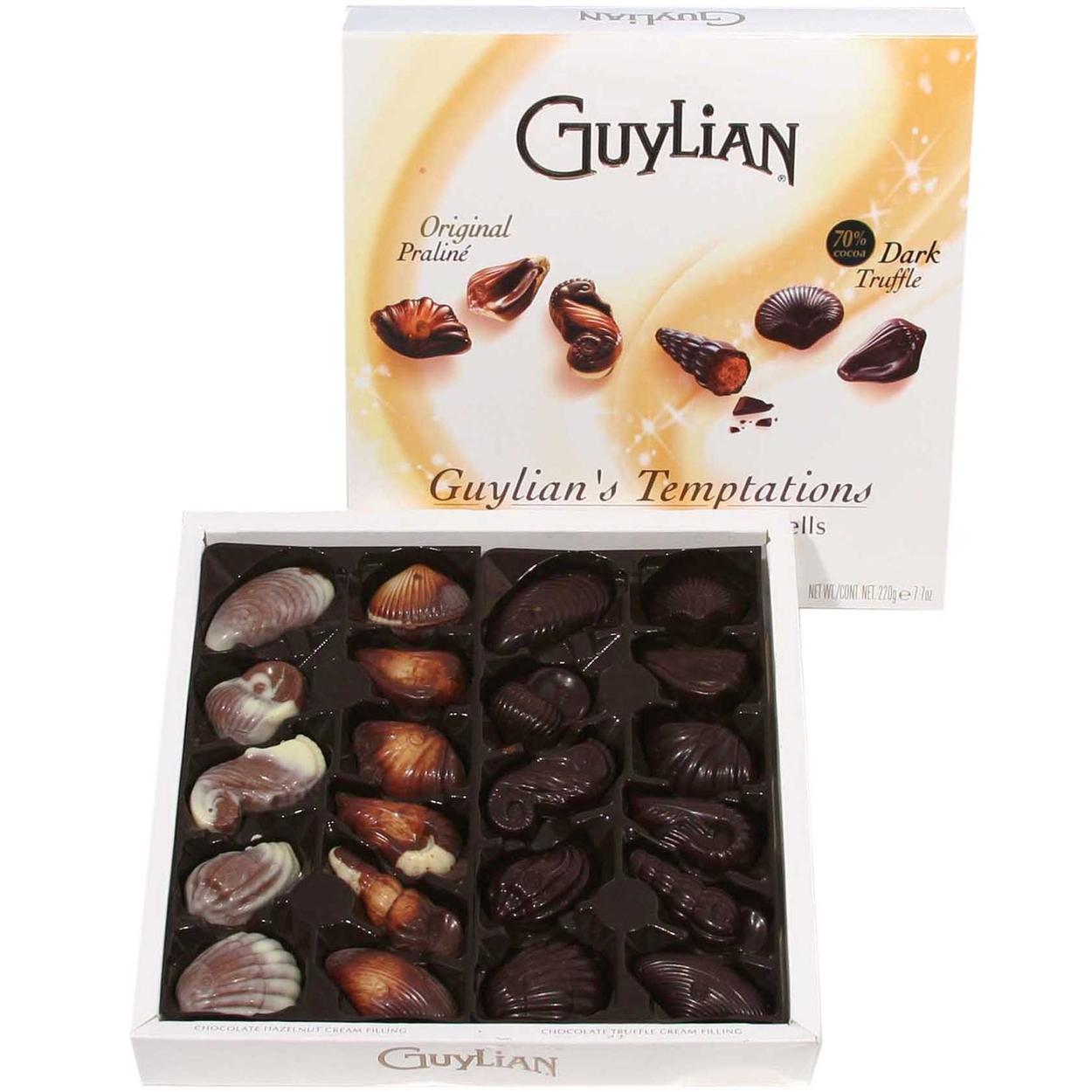 Guylian's Temptations Chocolate Gift Box • Guylian Belgian ...