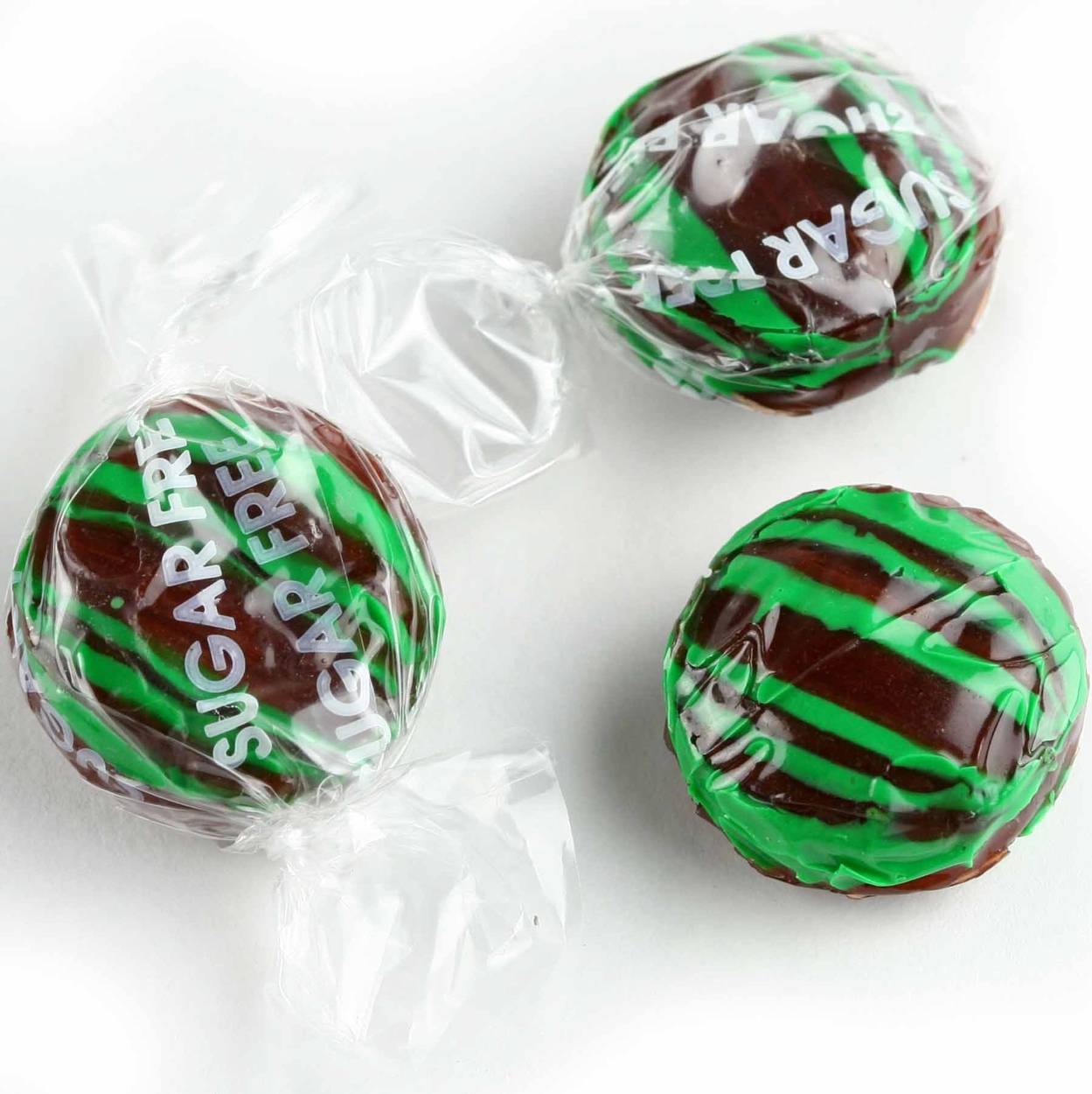 Sugar-Free Chocolate Mint Candy Buttons - 8 oz • Sugar Free ...