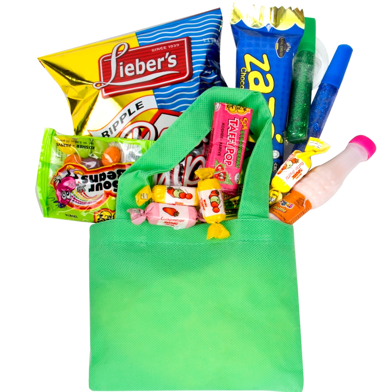 d i y purim gift bag 6 pack shalach manos for kids purim