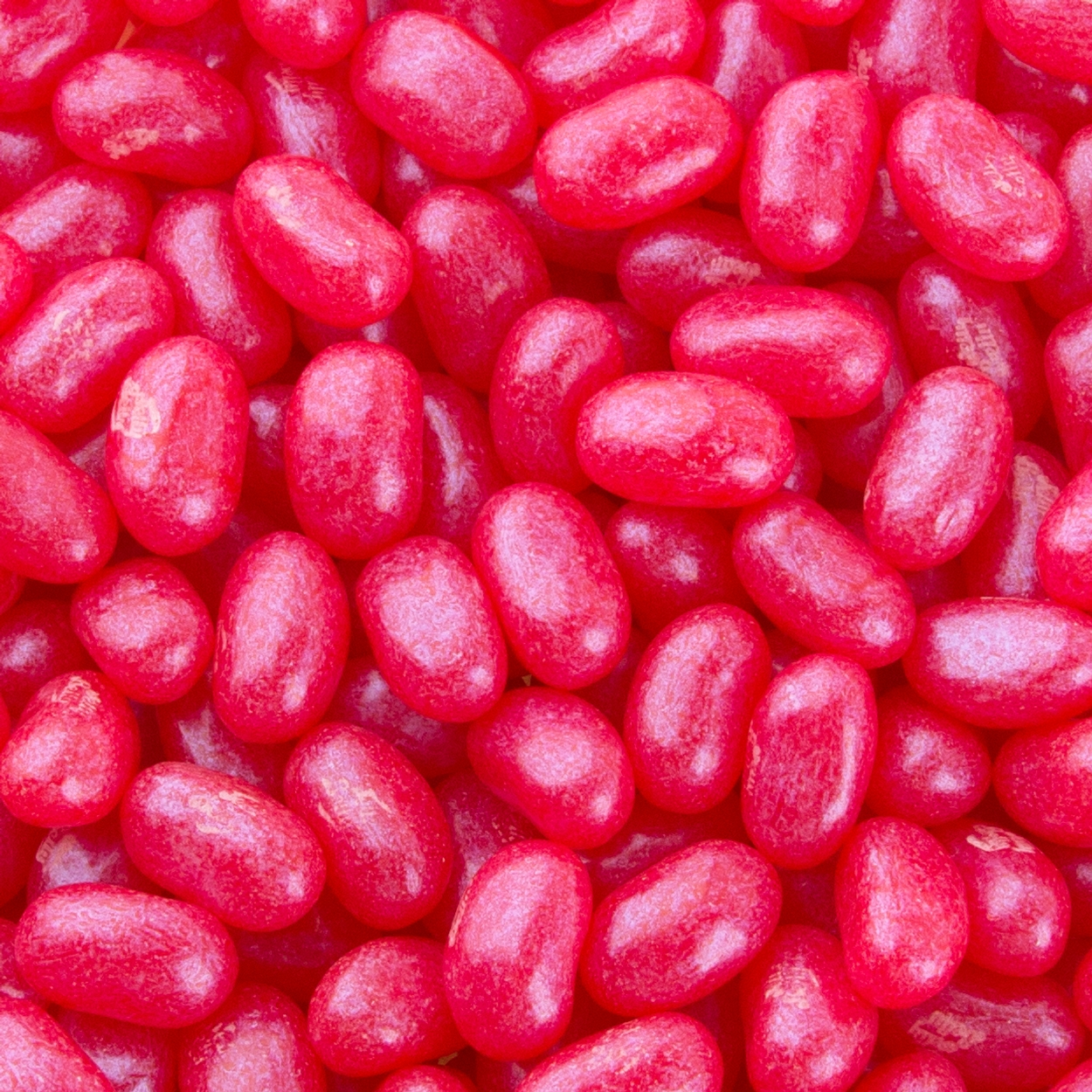 Jelly Belly Jewel Red Jelly Beans - Very Cherry • Jelly Beans Candy ...