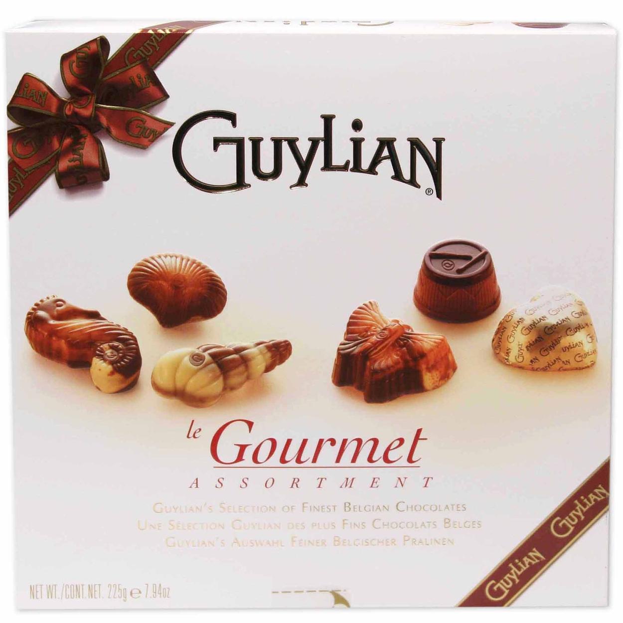 Le Gourmet Assortment Chocolate Gift Box • Guylian Belgian ...