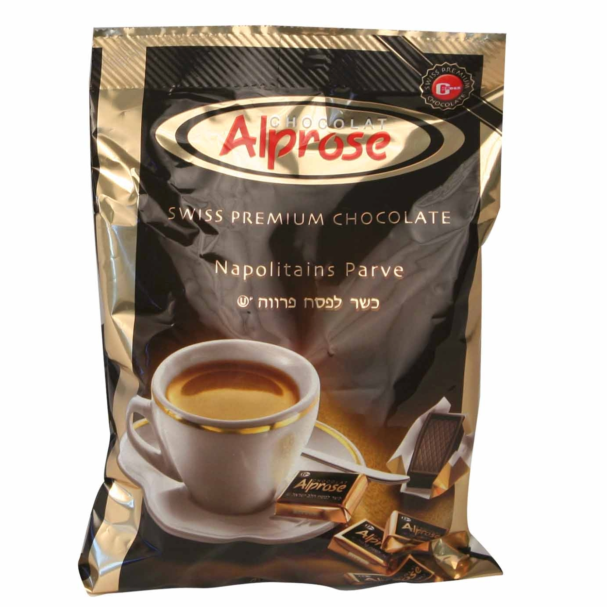 Dark Chocolate Napolitains - 46CT Bag • Alprose Swiss Chocolates ...