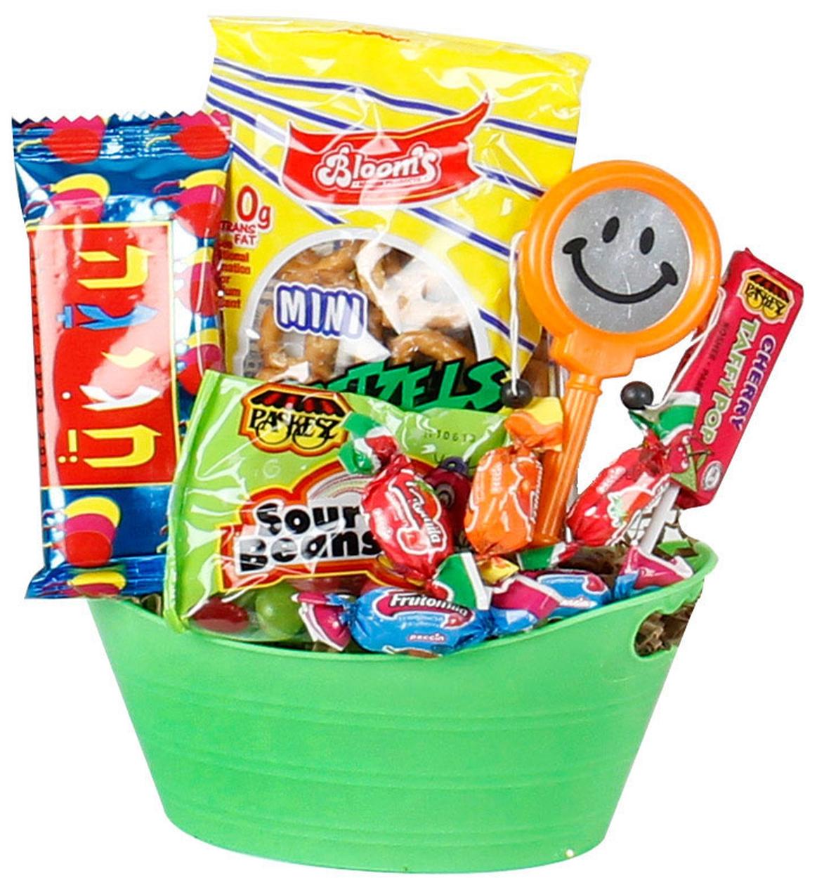 oval purim nosh bin 6 pack shalach manos for kids purim