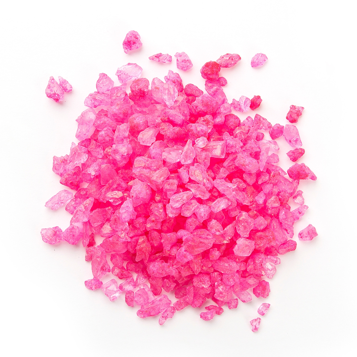 Pink Rock Candy Crystals - Cherry • Rock Candy & Sugar Swizzle ...