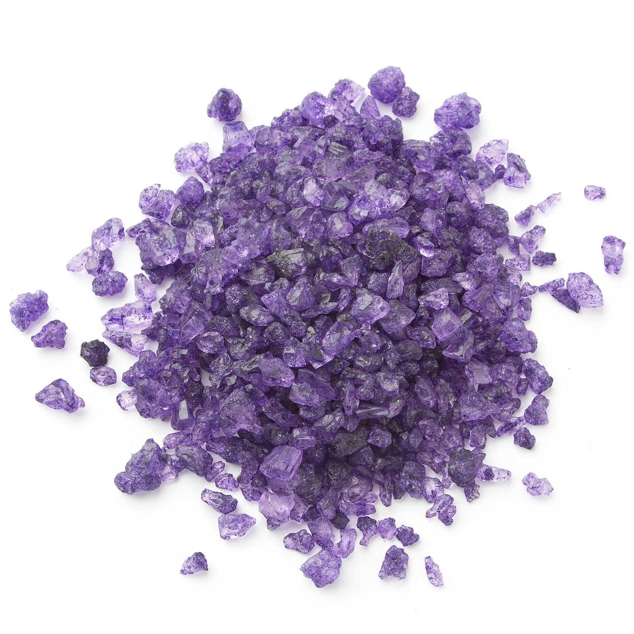 Purple Rock Candy Crystals Grape