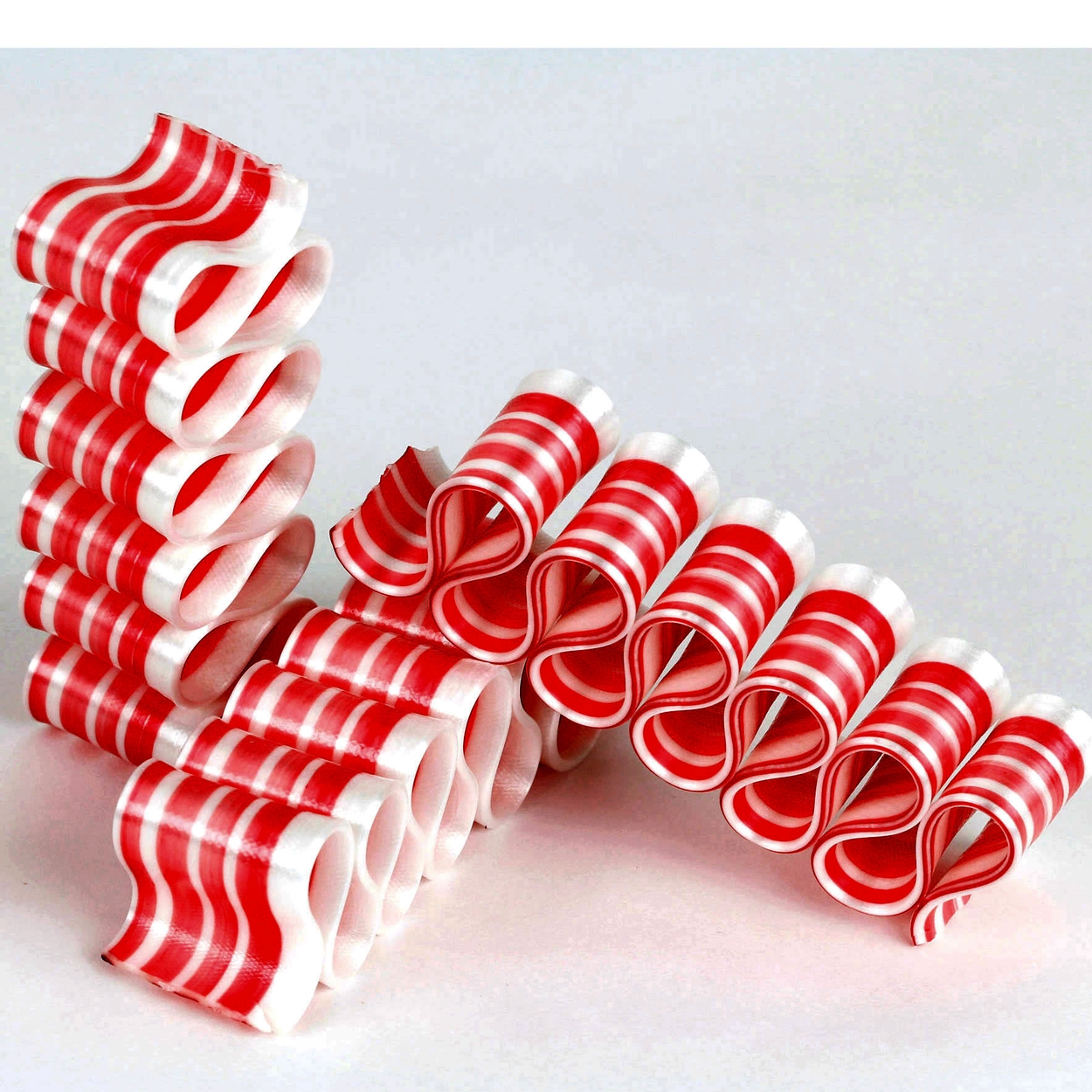 old fashioned red u0026 white thin candy ribbon 6ct box u2022 old fashioned candy ribbon u2022 unwrapped candy u2022 bulk candy u2022 oh nuts