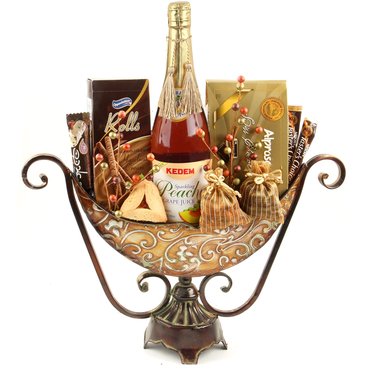 spectacular sophistication shalach manos purim baskets