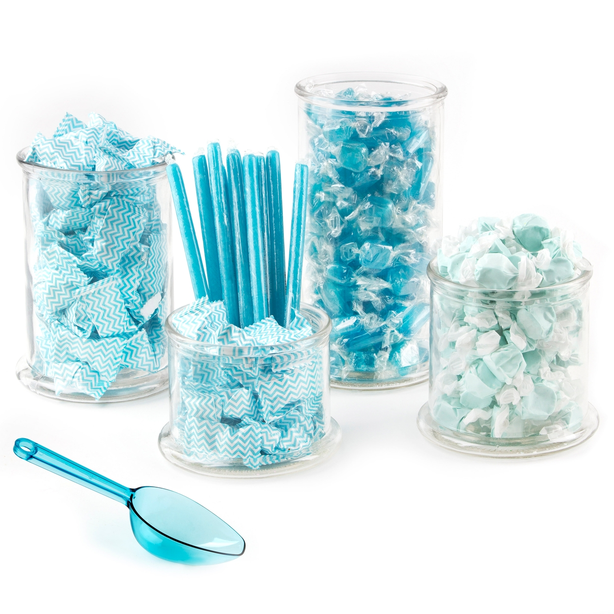 blue candy buffet kit u2022 candy buffet kits u2022 bulk candy u2022 oh nuts rh ohnuts com Candy Store Buffet cheapest bulk candy for candy buffet
