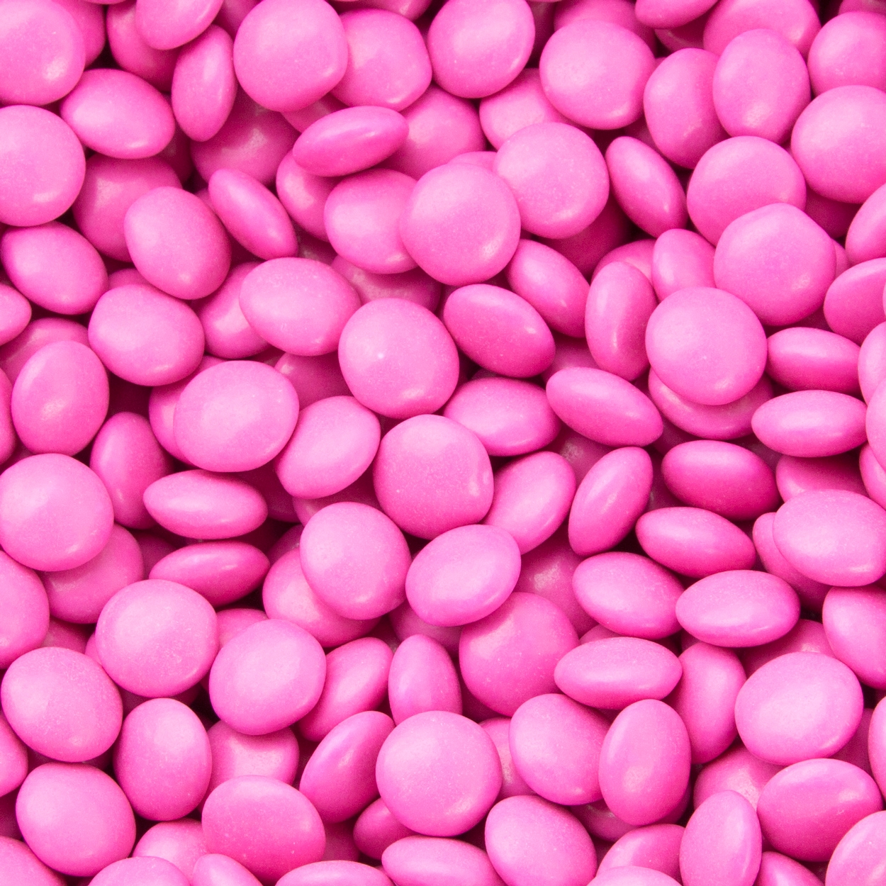 Hot Pink Chocolate Lentils Gems • Chocolate Candy Buttons ...