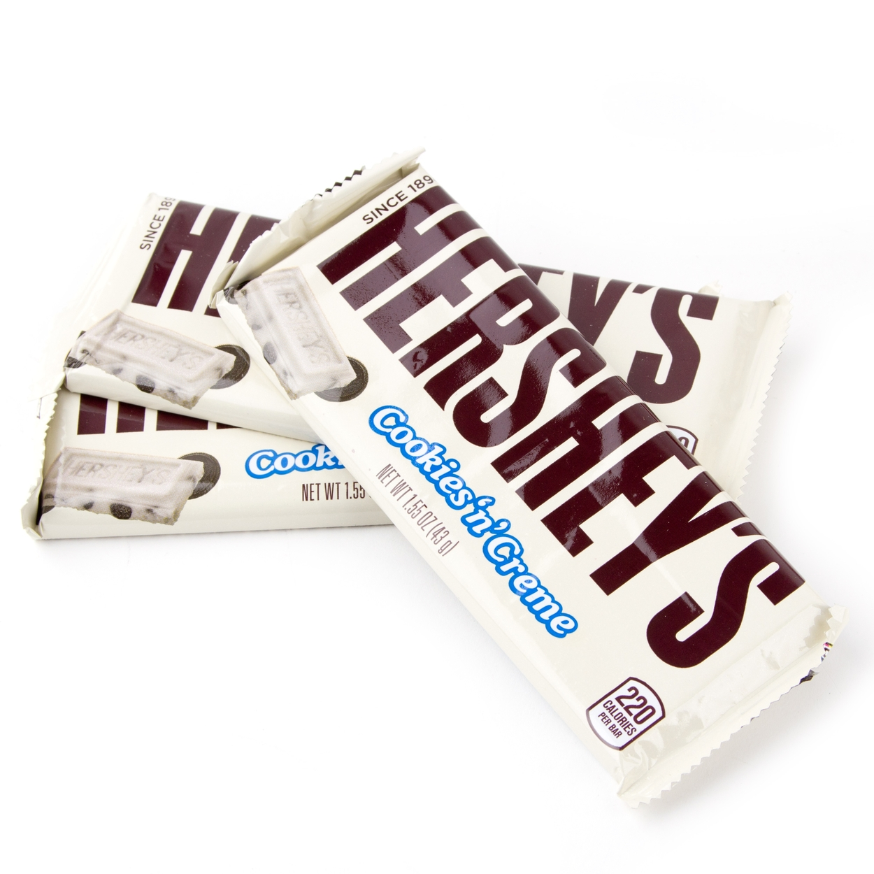 Hershey's Chocolate • Dark & Milk Chocolate Bars • Oh! Nuts®
