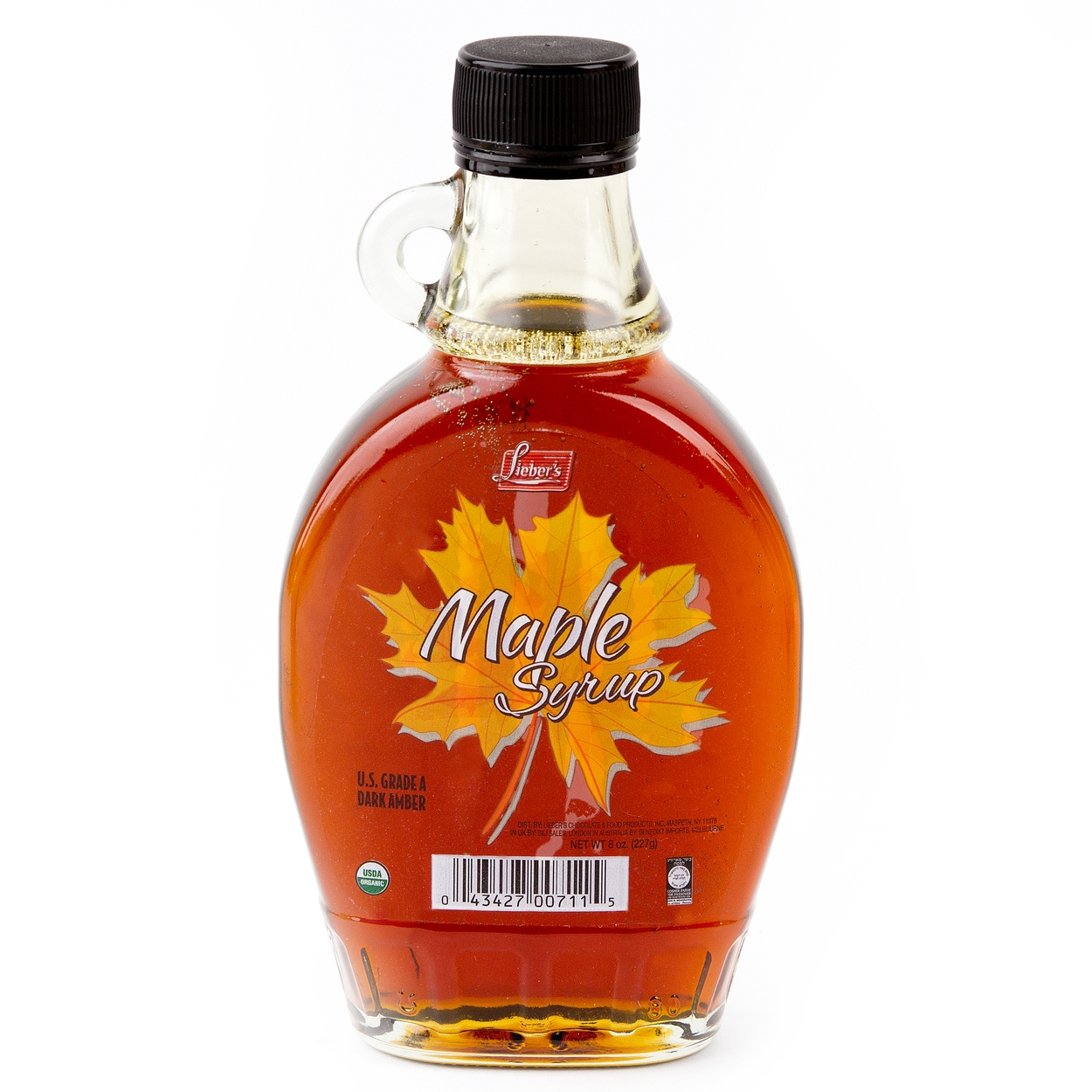 7e45f4ba2d9 Passover Maple Syrup - 8 OZ Jar • Passover Food Specialties