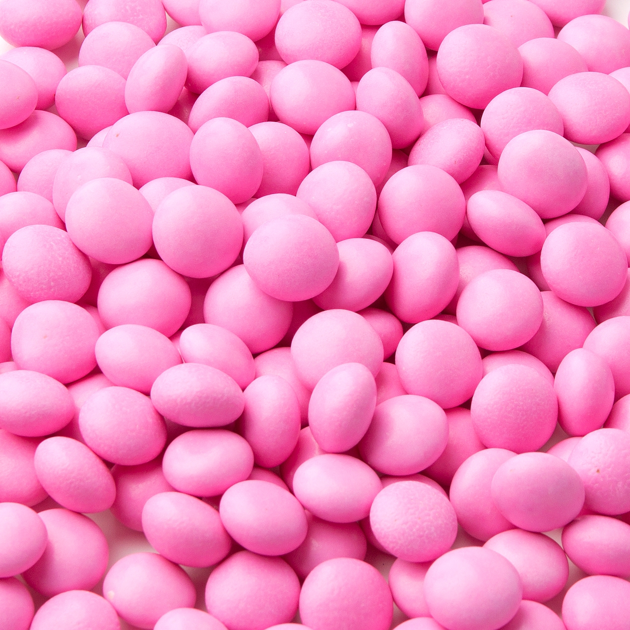 Gourmet Chocolate Covered Mints - Hot Pink • Chocolate Candy ...