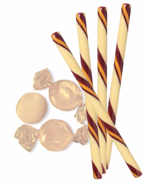 Butter Rum Candy Sticks • Old-Fashioned Candy Sticks • Oh! Nuts®