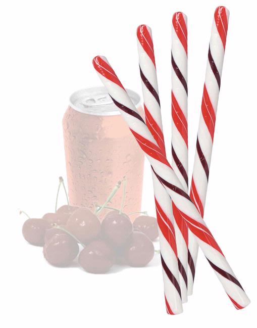Old Fashioned Candy Stick In Red And White Box