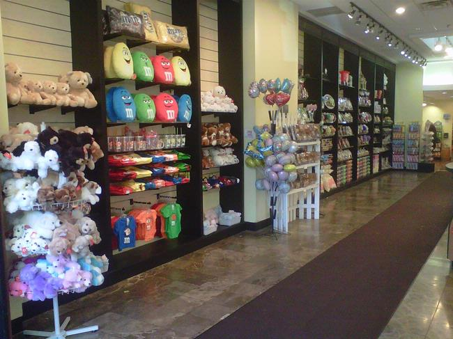 Nuts is like walking into a children's dream store; with so many types of candy and snacks in one place, it offers enough variety to satisfy anyone's taste, including an air-popper popping popcorn all day, every type of jelly bean flavor and every candy possible.8/10(11).