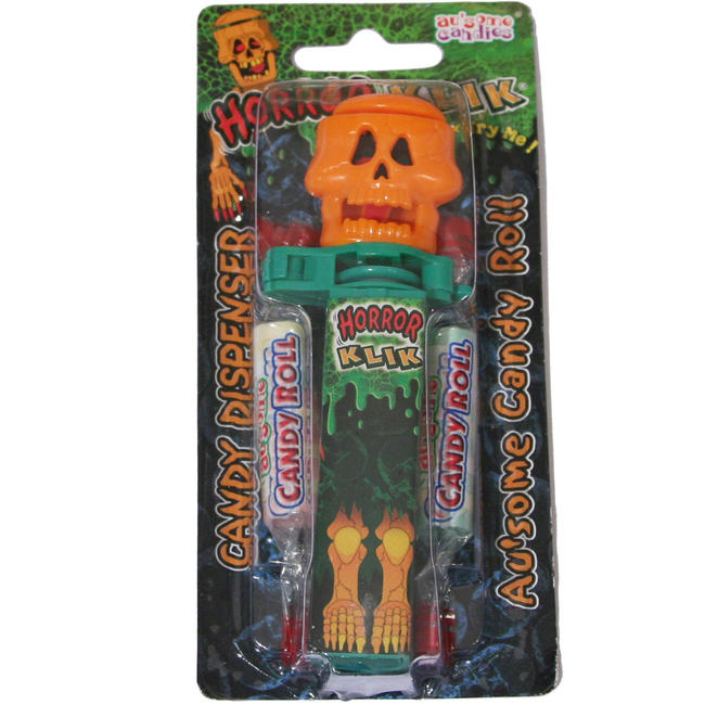 Horror Klik Candy Dispenser Halloween Candy Trick Or