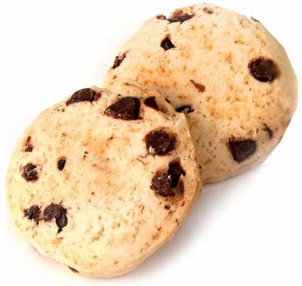 Passover Israeli Vanilla Chocolate Chip Cookies • Passover Cookies ...