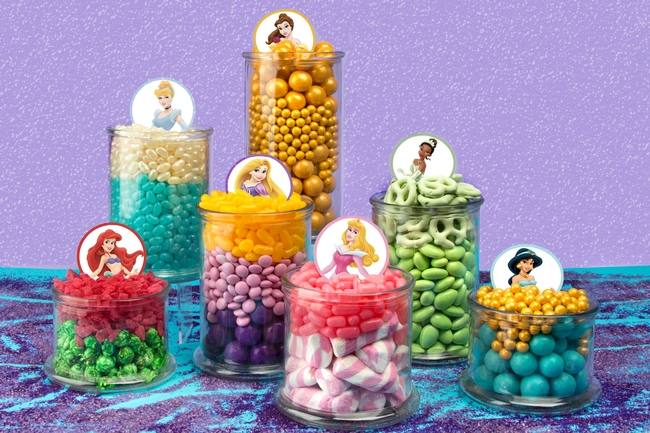Disney Princess Candy Buffet Oh Nuts 174