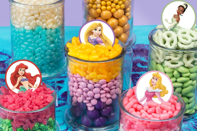 Disney Princess Candy Buffet Oh Nuts 174