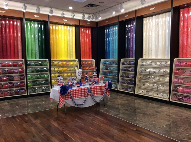 Walking into Oh! Nuts is like walking into a children's dream store; with so many types of candy and snacks in one place, it offers enough variety to satisfy anyone's taste, including an air-popper popping popcorn all day, every type of jelly bean flavor and every candy possible.8/10(10).