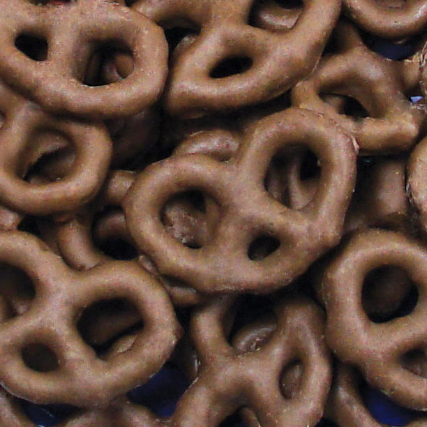 Milk Chocolate Covered Pretzels - Bulk Chocolate • Oh! Nuts®