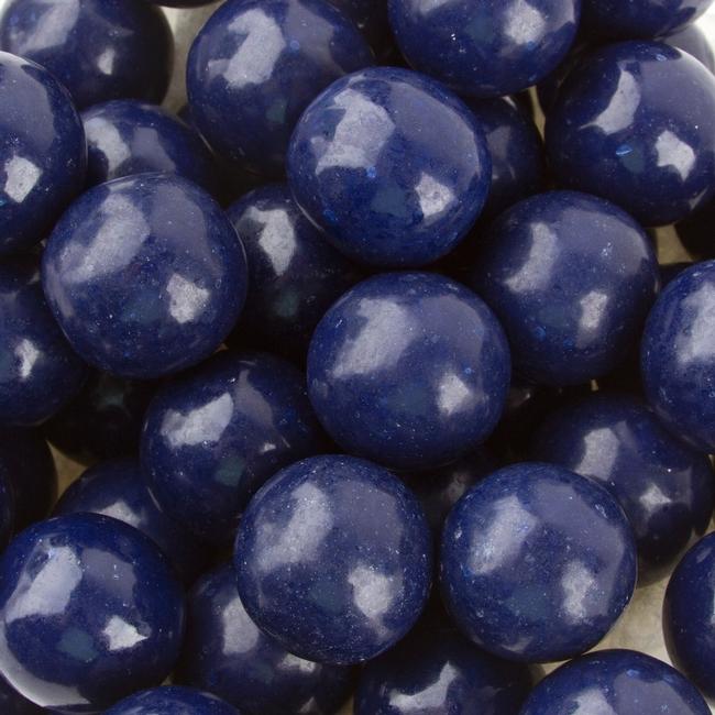 Navy Blue Gumballs 14 Oz Bag Gumballs Gumballs Bubble