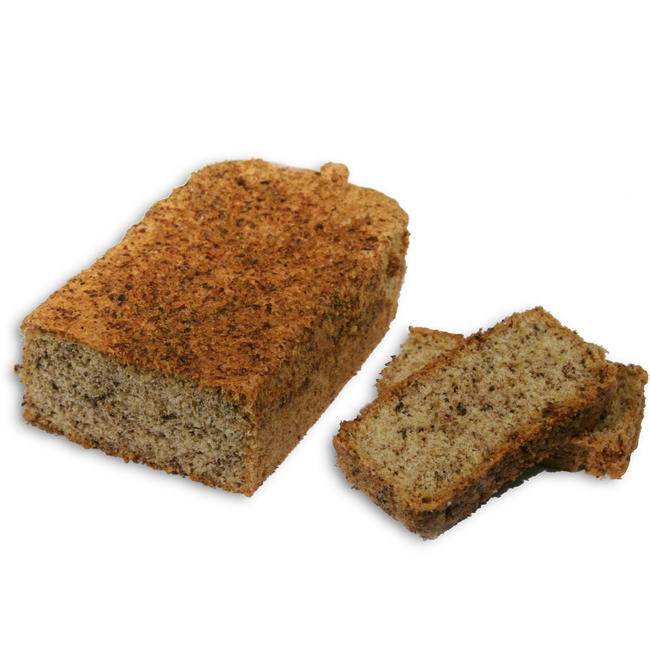 Nut Loaf (Kosher for Passover) • Old Cakes • Passover Bakery Cakes ...