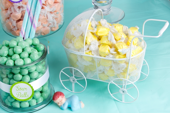 New Baby Buffet Pastel Colors Oh Nuts