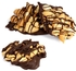 Dark Chocolate Caramelized Cashew Clusters