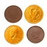 Orange Chocolate Coins